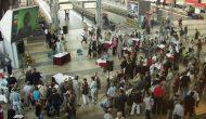 Strictly Public, Videokunst auf 26 Hauptbahnhöfen in Deutschland, Sep. - Nov. 2002