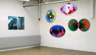 Myriam Thyes, Einzelausstellung, Syrius GmbH, Düsseldorf, 2004. Petites Permissions, Mutable Worlds.