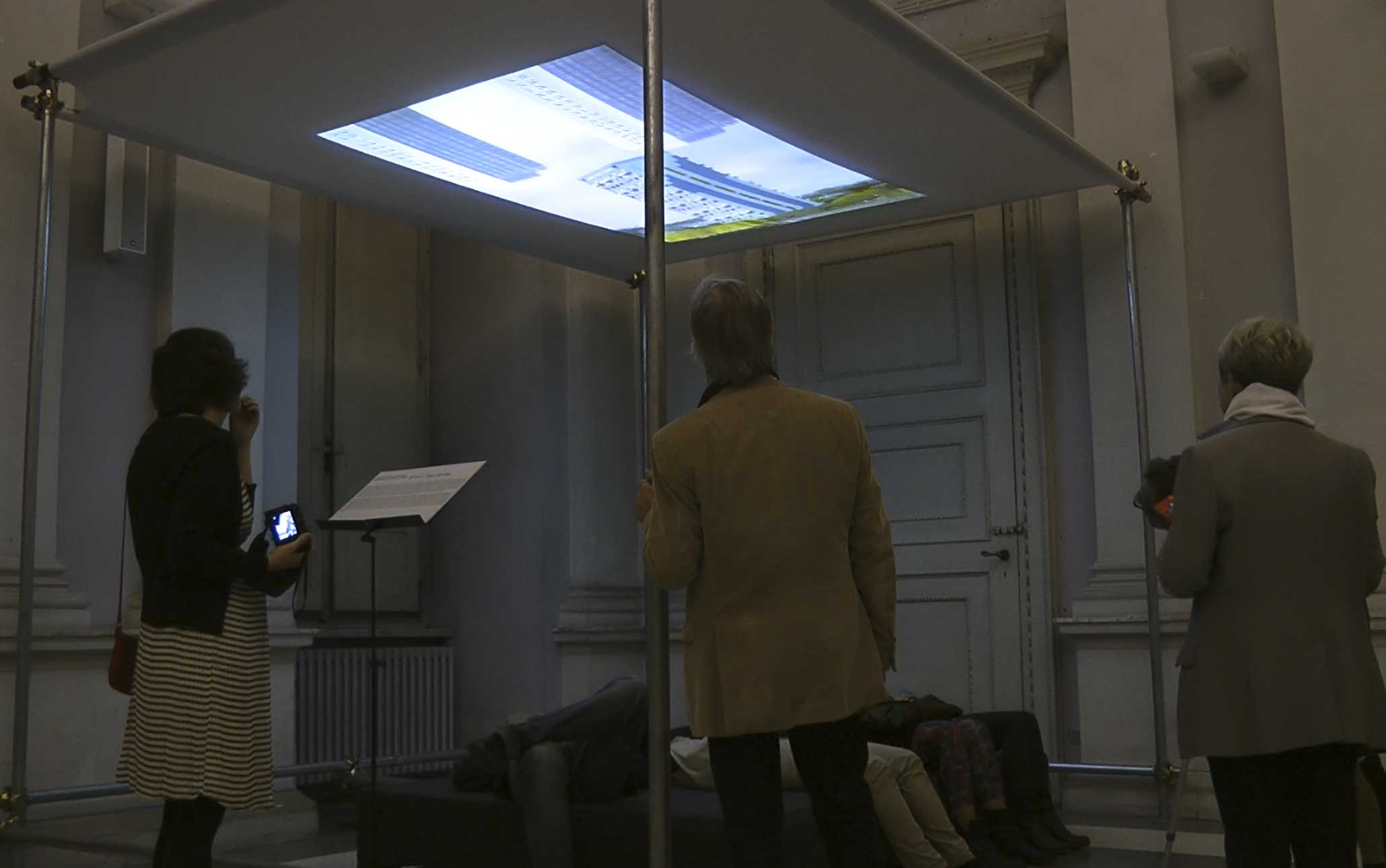 SHARE PRIZE - Real Time / Real Space. Piemonte Share Festival, Accademia di Belle Arti, Turin, Italy, 30 Oct. - 9 Nov. 2013