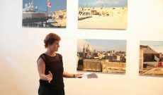 Thyes Rapport Kunstverein Schwerin 2014 Sabine Klemm.