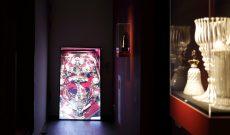 ALLE LUST WILL EWIGKEIT, Video-Installation in der Wunderkammer Olbricht