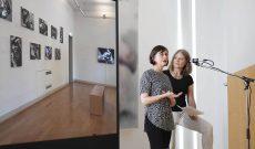 Kunstmuseum Ahlen 2019. Eröffnung Myriam Thyes + Dagmar Schmidt.