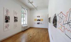 Kunstmuseum Ahlen 2019, Linien im Krieg.