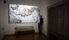 Kunstmuseum Ahlen 2019, Sophie Taeuber-Arps Fluchtlinien.