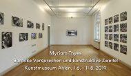 Trailer zu 'Barocke Versprechen und Konstruktive Zweifel', Kunstmuseum Ahlen, DE, 1. Juni - 11. August 2019