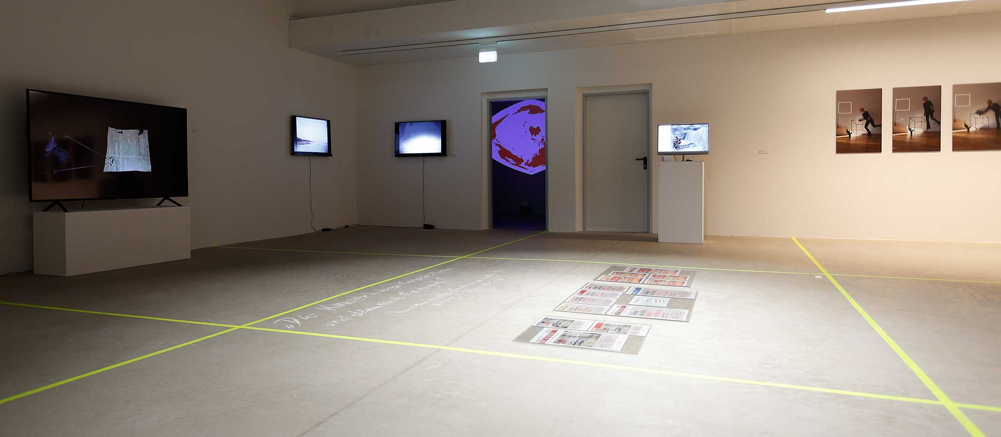 Badeverbot Welle 3, Schaumbad - Freies Atelierhaus Graz, 24.9. - 18.10.2020.