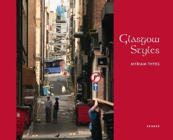 Myriam Thyes - Glasgow Styles / Magnify Malta  Aufsätze von  Malcolm Dickson, Michael Staab.