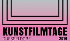 Kunstfilmtage Düsseldorf 2014, Plakat
