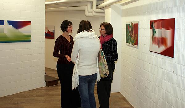 Galerie Commercio, Zürich, 2005