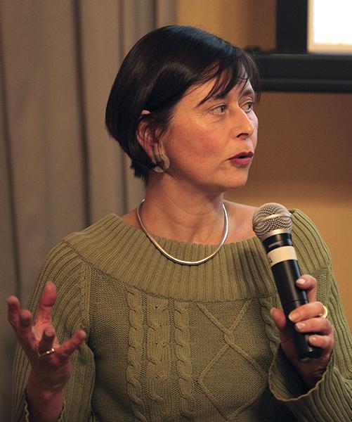 Myriam Thyes Artisttalk 2015