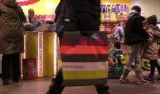 Myriam Thyes, Analytical Daydream No. 3: Toyshop (2012), HD video, 2:23, stereo. Video still.