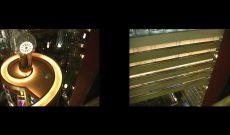Still aus dem Video ASCENSION + DEPRESSION MARQUIS, 2009