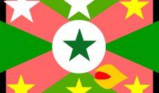 Caribbean Carnivals. Animation aus dem Projekt FLAG METAMORPHOSES. Grenada.