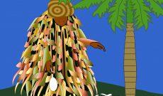 Caribbean Carnivals. Animation aus dem Projekt FLAG METAMORPHOSES. Haiti Voodoo.