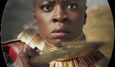 Myriam Thyes, Gallery of Heroic Women (2018-2019), Black Panther, General Okoye.