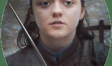 Galerie der Starken Frauen (2018-2019), Game of Thrones, Arya Stark.