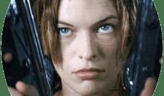 Galerie der Starken Frauen (2018-2019), Resident Evil, Alice.