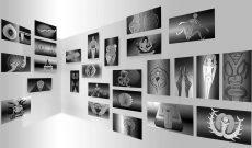 Myriam Thyes, Global Vulva Plates (2014)