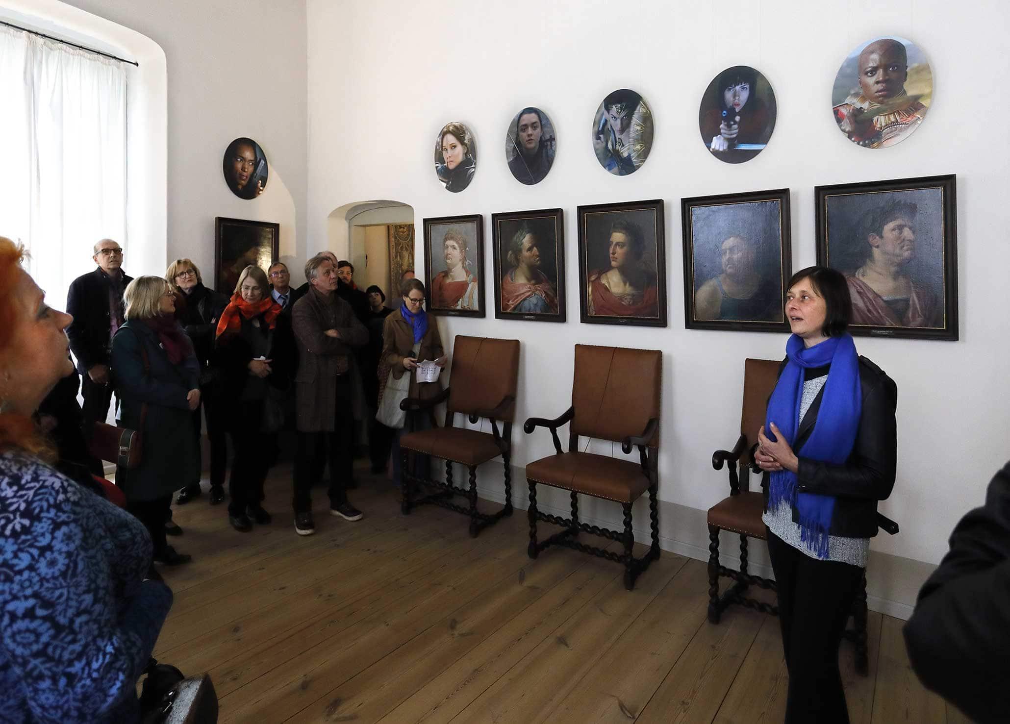 Myriam Thyes - Exhibition List
