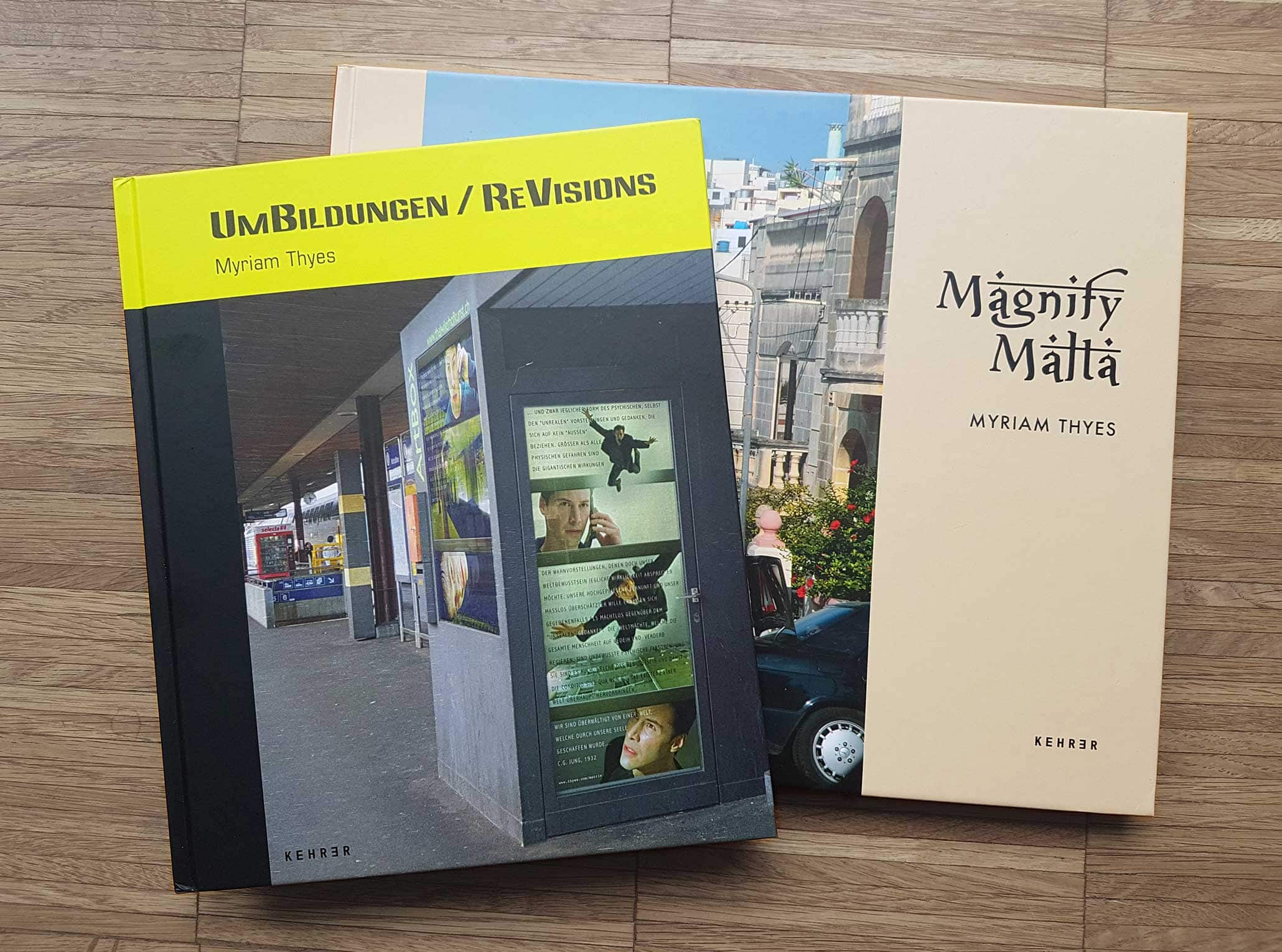 Myriam Thyes Bibliografie